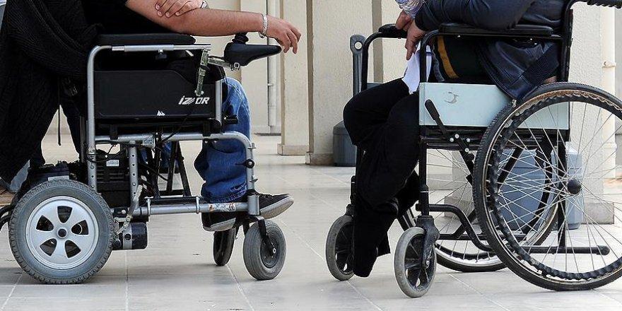 Kamudaki engelli sayısı 60 bine yaklaştı