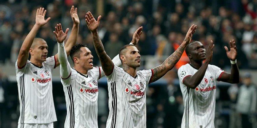 Beşiktaş her iki yarıda da etkili oluyor