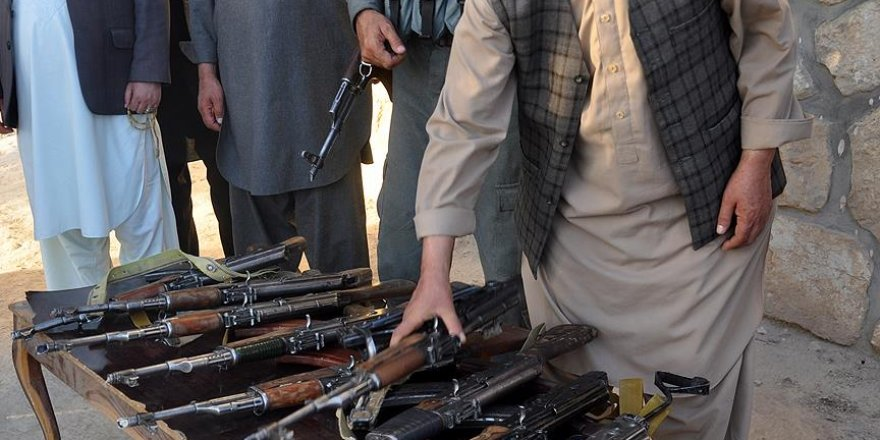 'Suriye'de binden fazla Afgan milis öldürüldü'