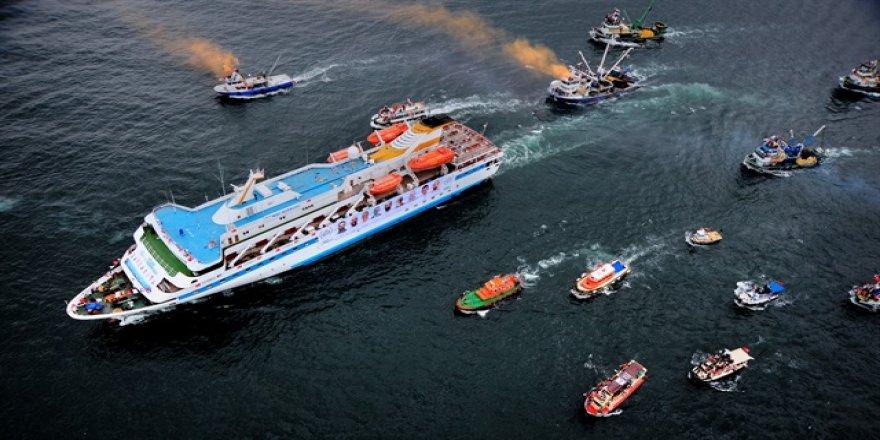 Mavi Marmara davasında flaş gelişme!