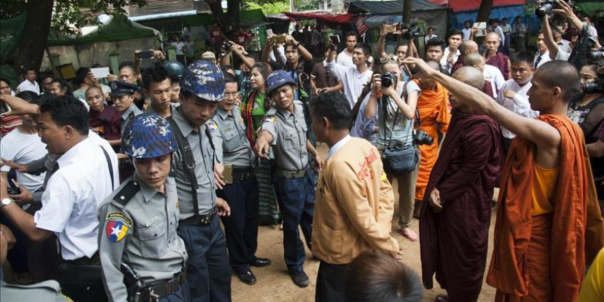 Myanmar: Anti-Rohingya protests meet Rakhine Commission