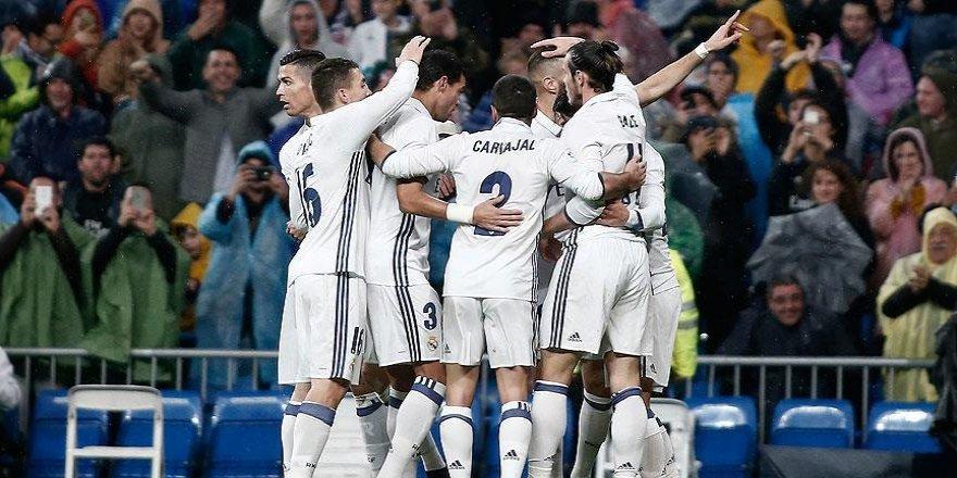 Büyük rekabette avantaj Real Madrid'de