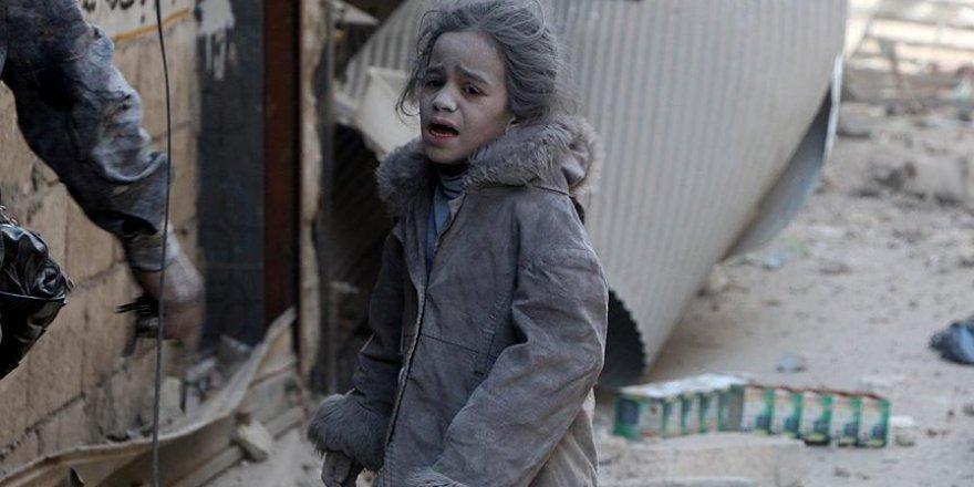 'Suriyeli 3 milyon çocuk hep çatışma içinde yaşadı'