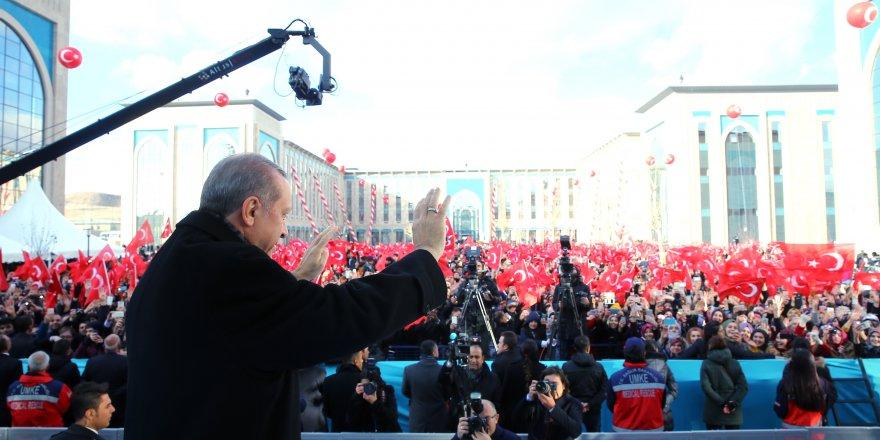 Erdoğan: Dünya Türkiye'de toplanıyor