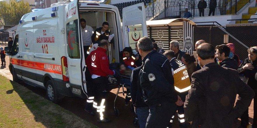 Hastanede 2 kez kalbi duran çocuk hayata döndürüldü