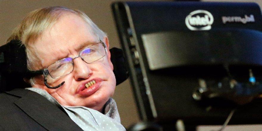 İngiliz fizikçi Hawking Roma'da hastaneye kaldırıldı