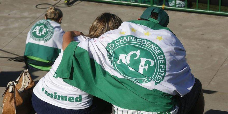'Chapecoense futbolcularıyla aile gibiydik'