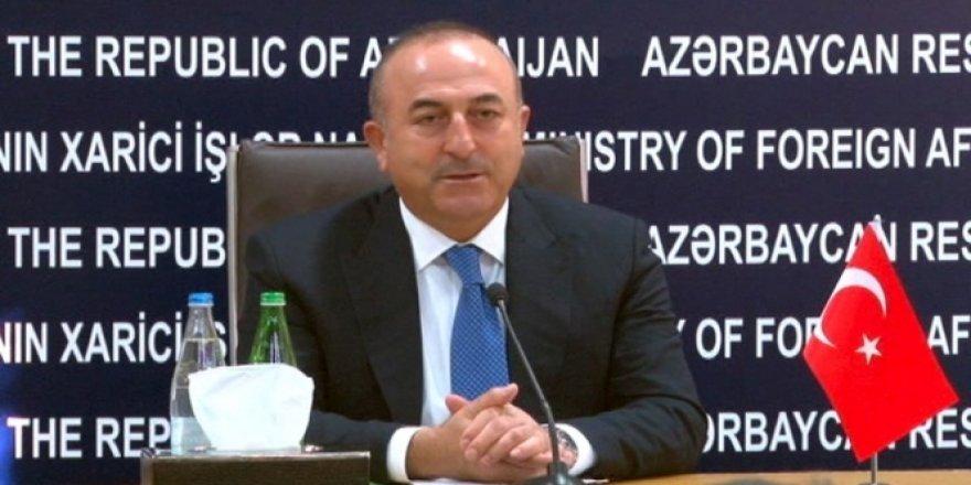 Çavuşoğlu: 'Azerbaycan'ın FETÖ tedbirleri memnuniyet verici'