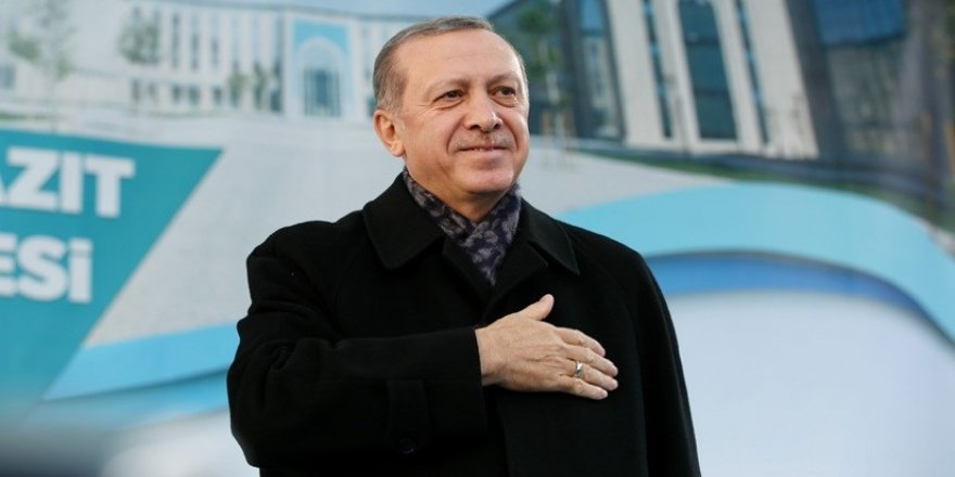 Erdoğan'dan Emin Çapa'ya tokat gibi cevap