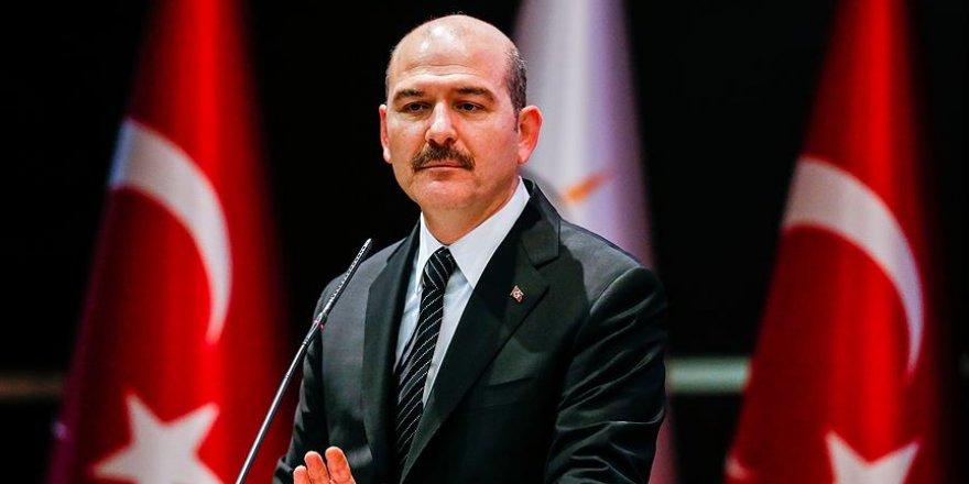 İçişleri Bakanı Soylu: Terörü tasfiye edeceğiz