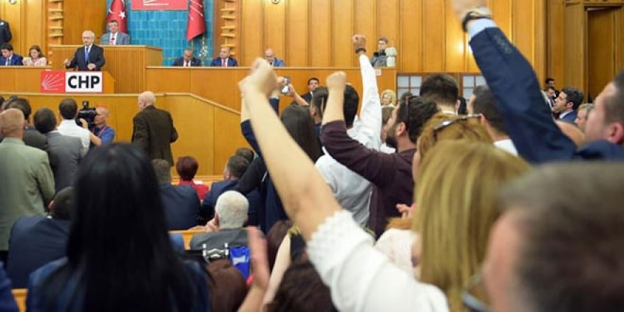 CHP grubundaki sloganlara iddianame
