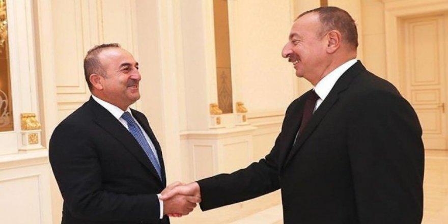 Erdoğan Aliyev'e selam gönderdi