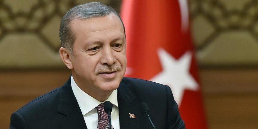 Erdoğan, ATO Başkanlığına seçilen Baran'ı kutladı