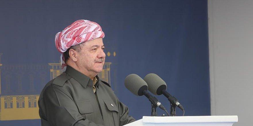 Barzani'den PYD'ye sert tepki