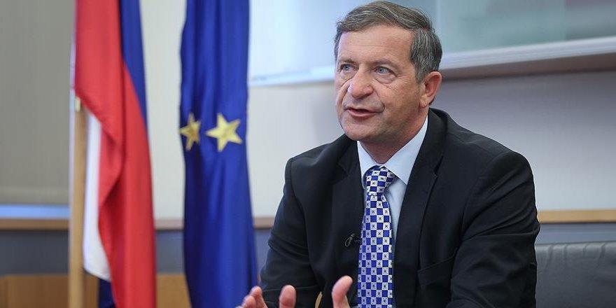 Slovenya'dan Avusturya'ya 'Türkiye' tepkisi