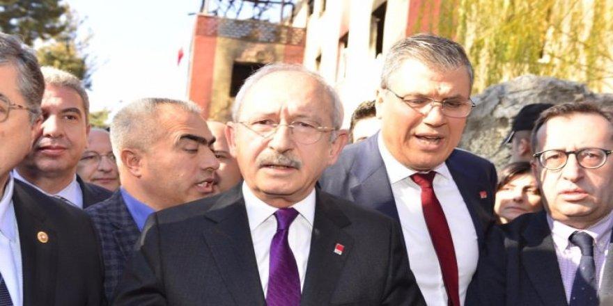 Kılıçdaroğlu FETÖ'den tutuklananlara sahip çıktı