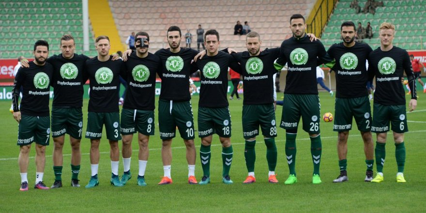 Konyaspor'un A.Alanyaspor maçı 11'i belli oldu