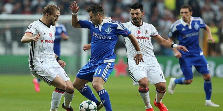 Dinamo Kiev-Beşiktaş maçına İskoç hakem