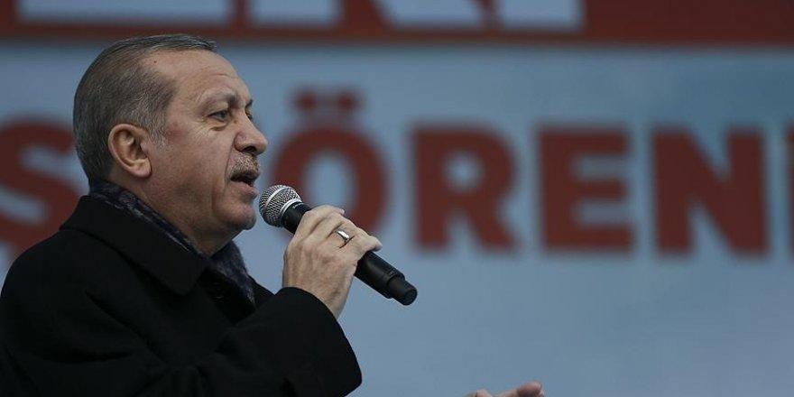 Erdoğan: Kendi oyunumuzu oynayacağız