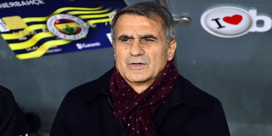Fenerbahçe'den Şenol Güneş'e sert tepki
