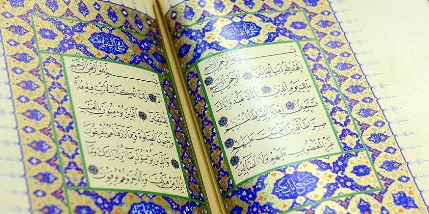 Telefonunuzda Kur'an-ı Kerim uygulaması varsa eğer...