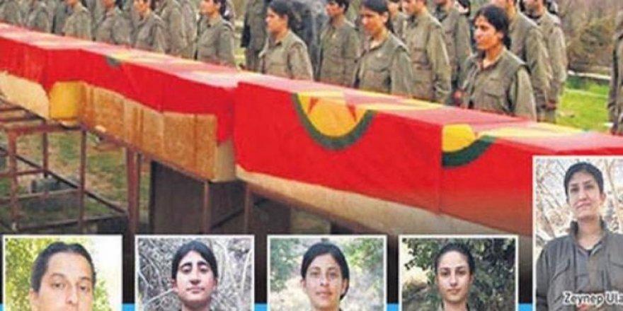 Kaçan PKK'lı itiraf etti! Kandil, kadın teröristleri ölüme terk etmiş