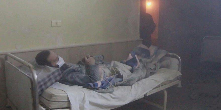 Halep'te ameliyatlar evlerin bodrumlarında yapılıyor