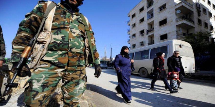 Rusya ilan etti: Halep'te çekilme için...