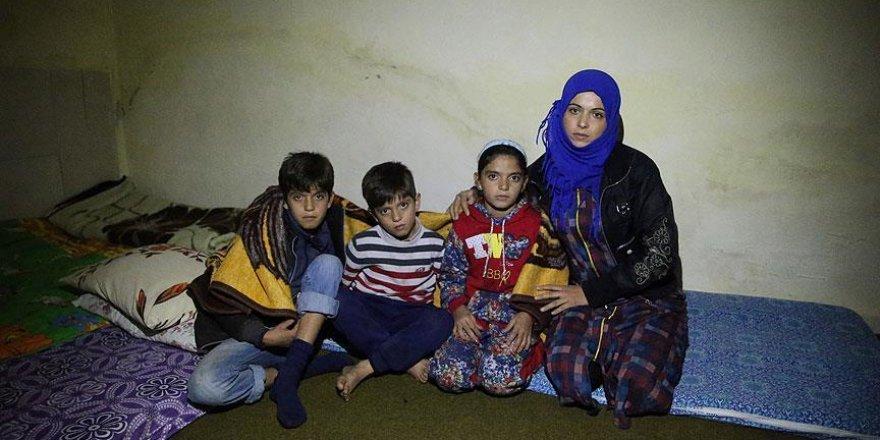 Suriye'de cezaevine konulan eşinden 4 yıldır haber alamıyor