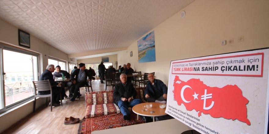 Beyşehir Belediyesi'nden TL kampanyası