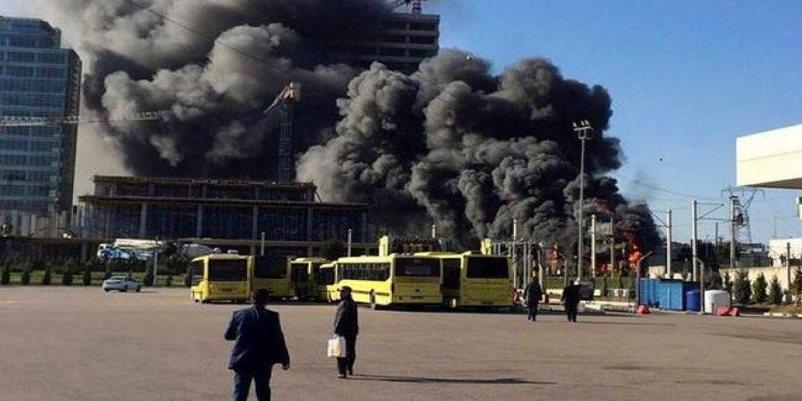 Bursa'da büyük yangın: Ölü ve yaralılar var!