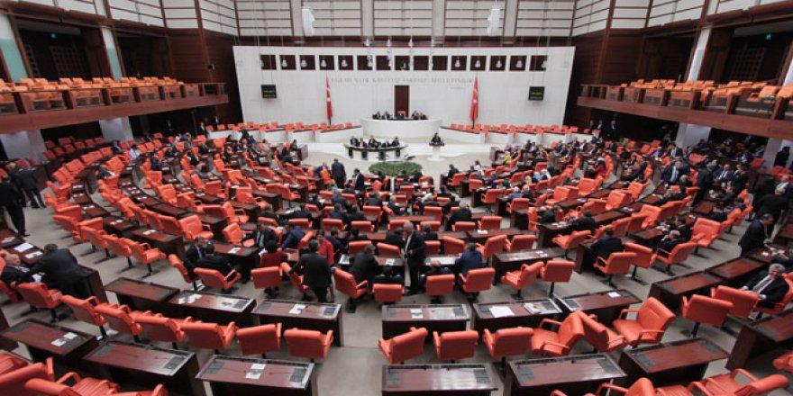 Meclis'te 'rehin' tartışması
