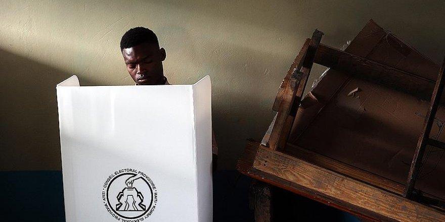 Haiti'de uyuşturucu suçundan aranan aday seçimi kazandı