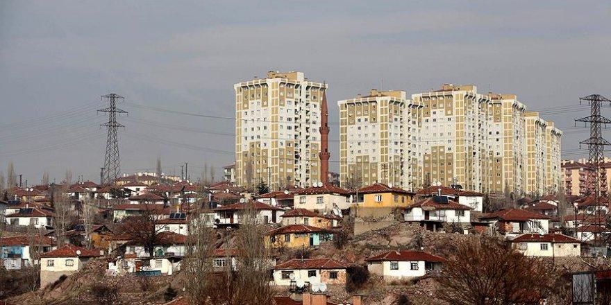 Başkentte bazı alanlar kentsel dönüşüm alanı ilan edildi