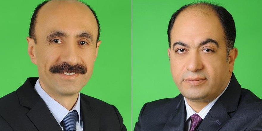 Diyarbakır'da DBP'li 2 belediye başkanına terör gözaltısı