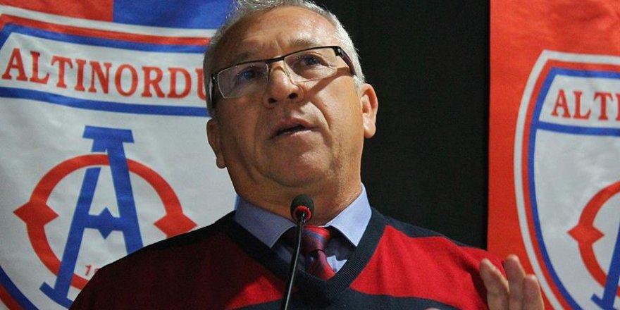 Altınordu Kulübü Başkanı Özkan: Cengiz'in içinde Hagi genetiği var