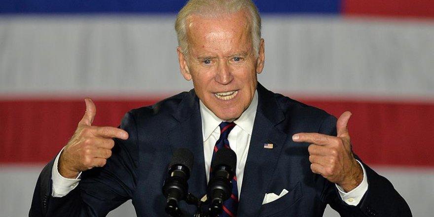 Biden 2020'de ABD başkanlığına aday olmayı planlıyor