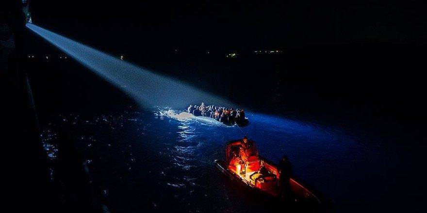 Akdeniz'den Avrupa'ya bu yıl 351 bin sığınmacı ulaştı