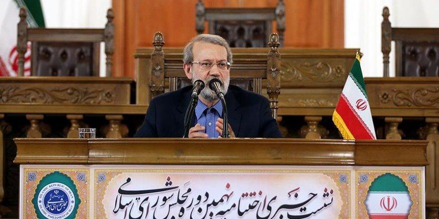İran Meclis Başkanı'ndan yerli para kullanımına 'yeşil ışık'