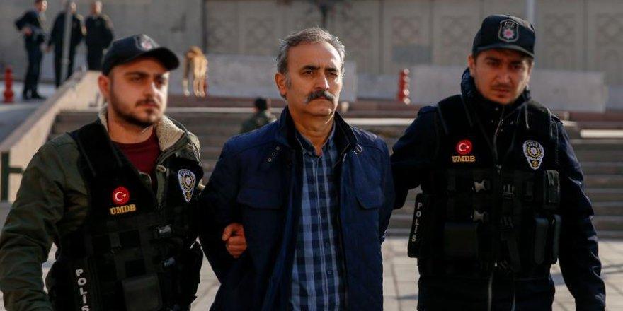 Gözaltına alınan 'Kozmik Oda' savcısı Bilgili Adliye'de