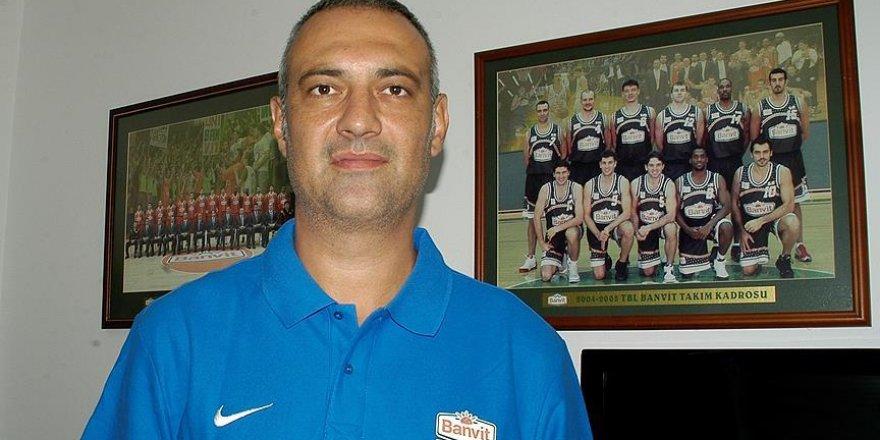 Banvit Sportif Direktörü Çataloluk: Hedefimiz grubu en üst sırada bitirmek