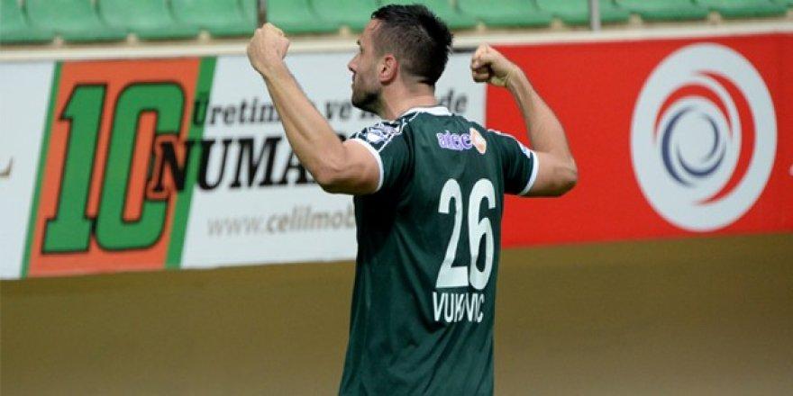 Vukovic: Artık deneyim sahibi oldum