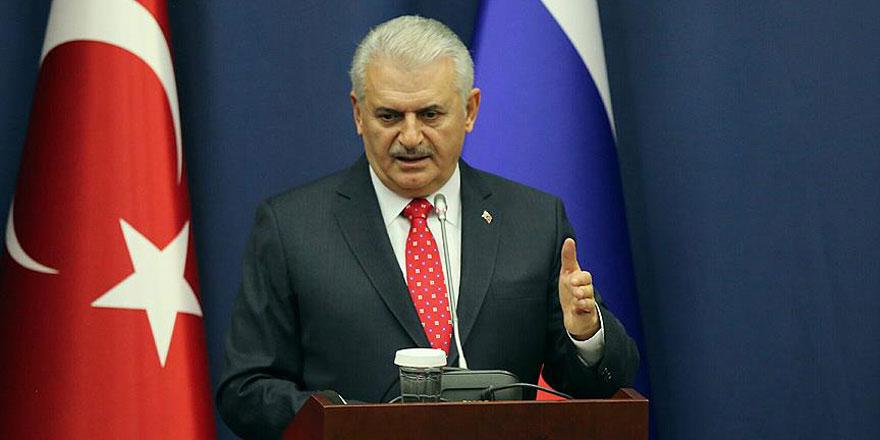 Başbakan Binali Yıldırım: Suriye'de düne göre çözüm daha yakın