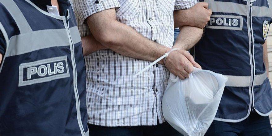 Giresun merkezli FETÖ operasyonu: 10 gözaltı