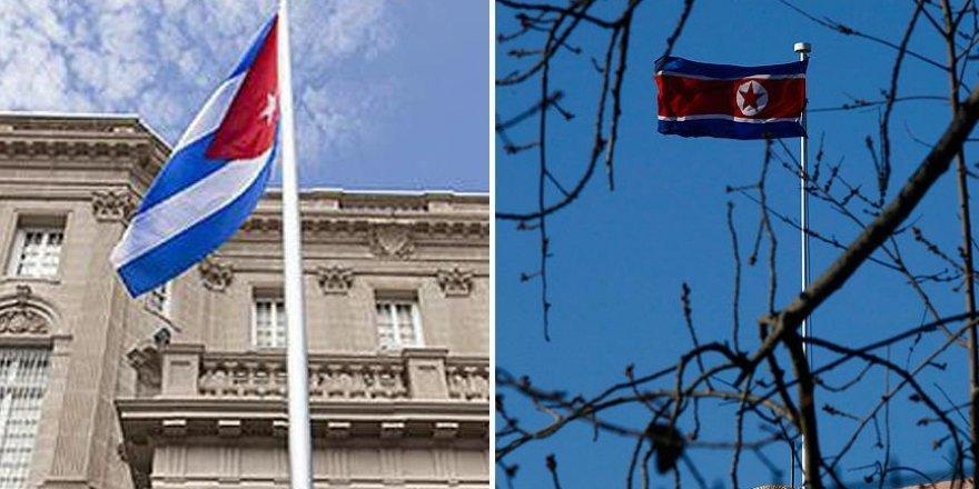 Kuzey Kore ve Küba'dan emperyalizme karşı dostluk sözü