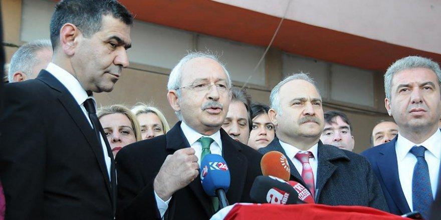 Kılıçdaroğlu: Herkes gidecek ifadesini verecek
