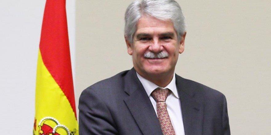 'İspanya, Türkiye'yi stratejik bir ortak olarak görüyor'
