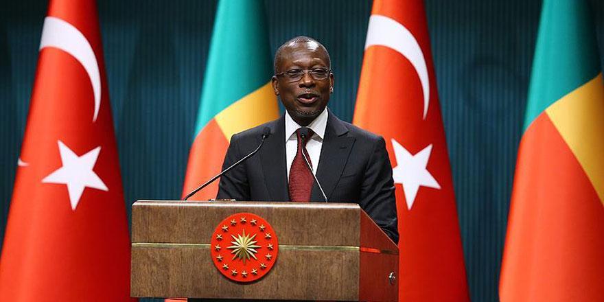 Benin Cumhurbaşkanı Talon: Türkiye yükselişte olan bir güç