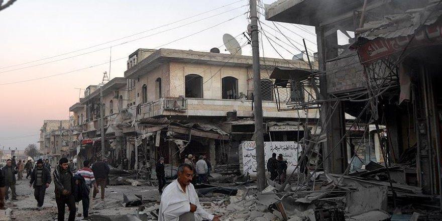 İdlib ve Halep'e hava saldırıları: 29 ölü