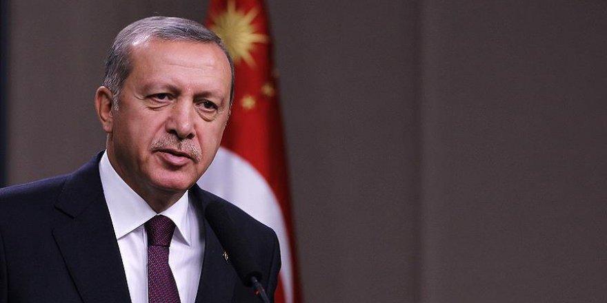 Erdoğan'dan, portresini çizen engelliye Twitter'dan teşekkür
